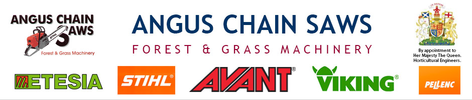 Angus Chainsaws Header